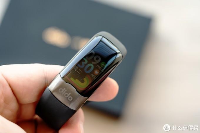 心电、心率、血压、血氧全部都能测,关注健康的你可以试试dido Y2智能手环