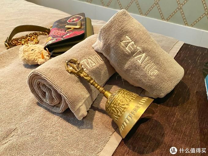 算上这家,一共体验了两家Zeta Villa,毫无例外的,毛巾和浴巾都不够柔软。