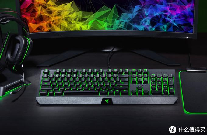 单色光键盘