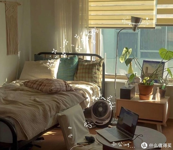 凉凉夏日房间🍉等待一阵夏天的风🍃
