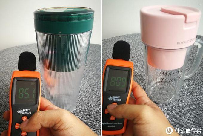 这个夏天最火的2款便携榨汁杯选谁?实测告诉你