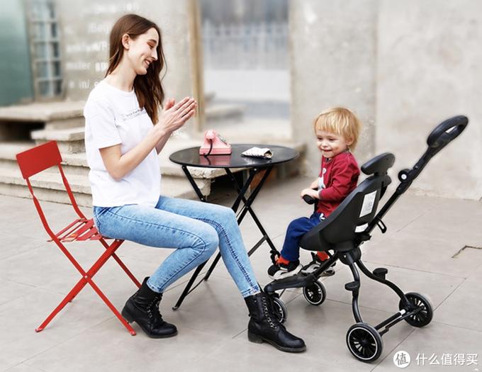 颜值与性能并存的高景观婴儿推车,这几款不要错过