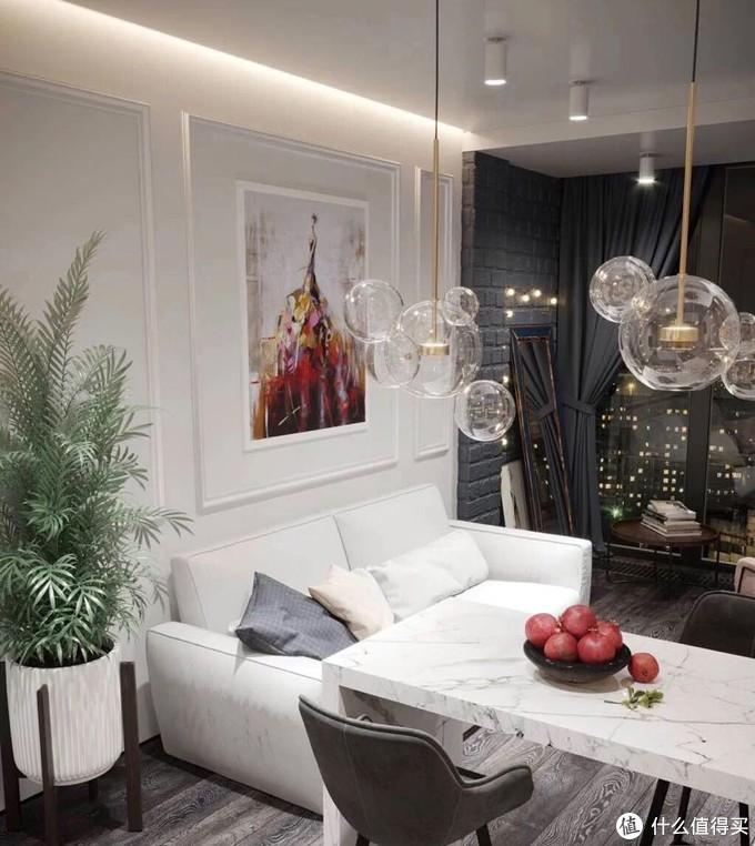 25㎡单身女生公寓   精致小户型设计
