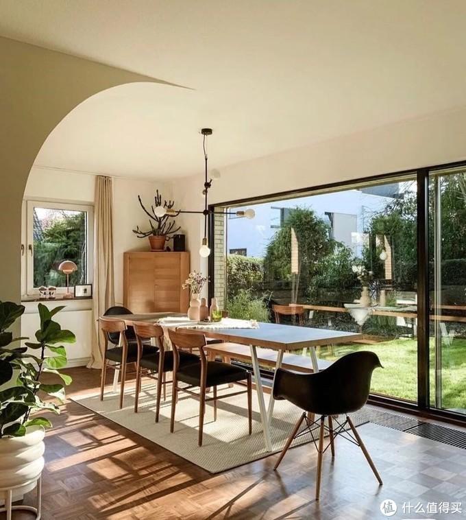 LIFE STYLE🌾带有落地窗的家,真美呀