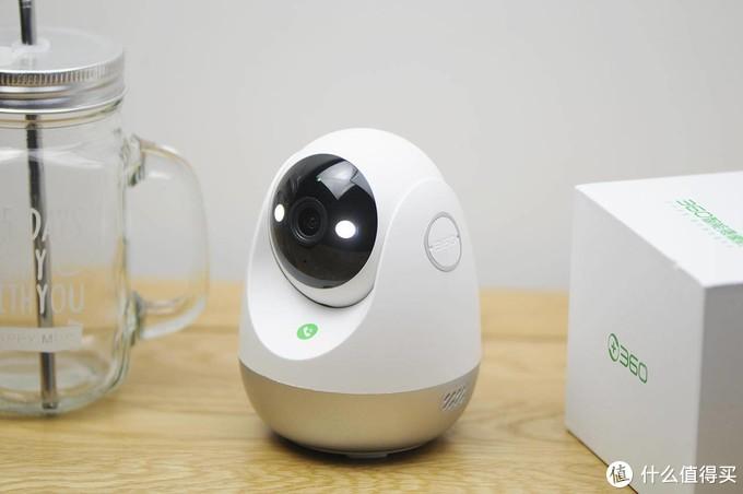 360智能摄像头:智能陪护+安全防护两不误
