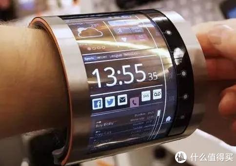 新技术丨电子纸+OTFT技术=轻薄耐撞击可卷曲的显示器!