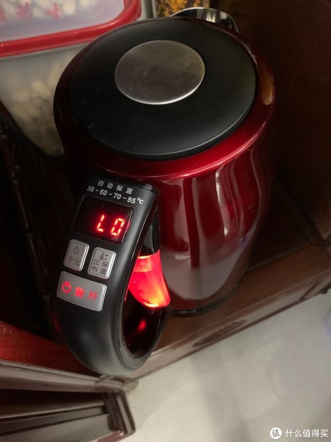 138元淘了一个北鼎K603电热水壶