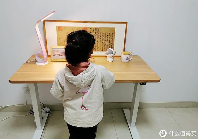 乐歌E2S电动升降式办公桌评测:坐站交替,学习办公两不误