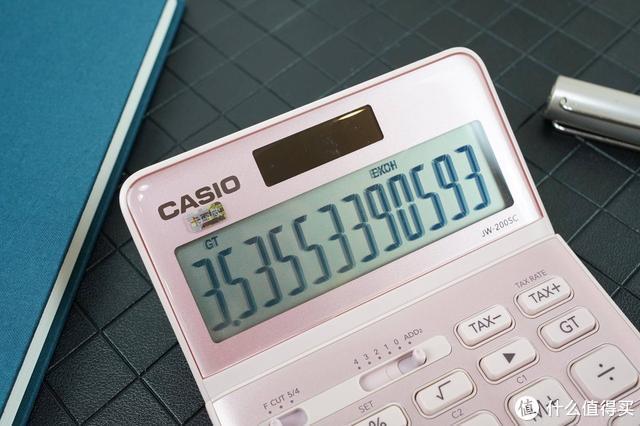 轻松办公好助手,卡西欧STYLISH计算器体验记