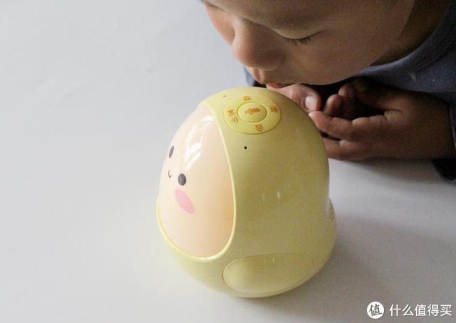 智能语音识别,给孩子最美好的陪伴:阿尔法蛋Z1体验
