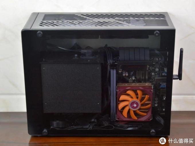 体积小巧,散热超强,利民AXP90纯铜版下压式散热器体验