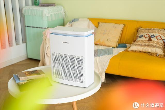 BRI呼博士空气净化器体验,除甲醛还能消灭病菌