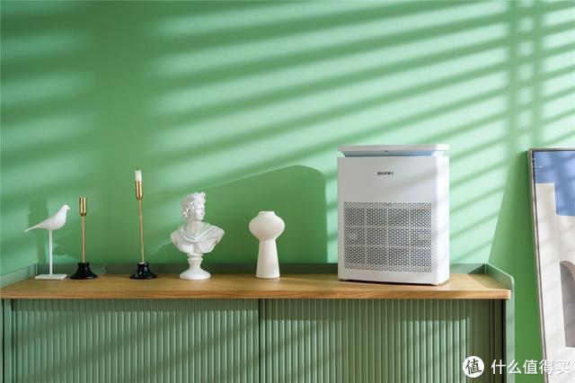 6重空气净化过滤还能杀菌 BRI呼博士空气净化器体验