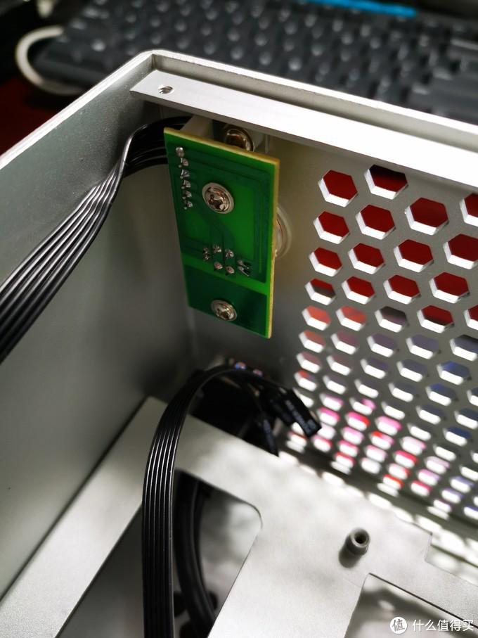 带灯电源按钮板