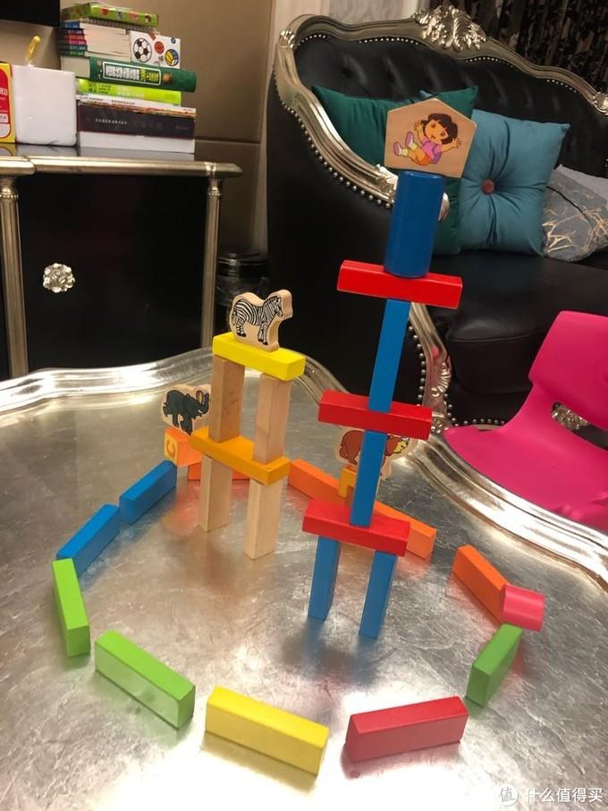 二胎时代玩物推荐!适合1岁+~5岁宝宝的积木世界