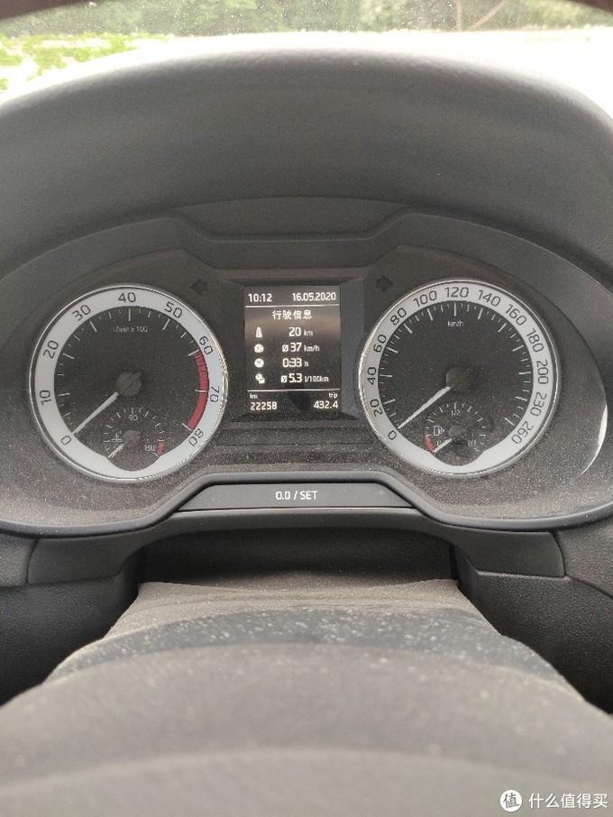 路上基本不堵我开车也不猛的日常油耗