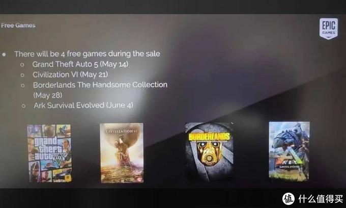 Epic喜+4,《文明6》《无主之地》《方舟:生存进化》!多款白嫖游戏了解下?