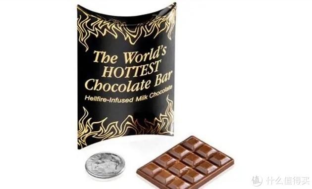 """世界上最""""轻""""""""奇""""的巧克力,仅4克重,至今无人能一次性吃完"""