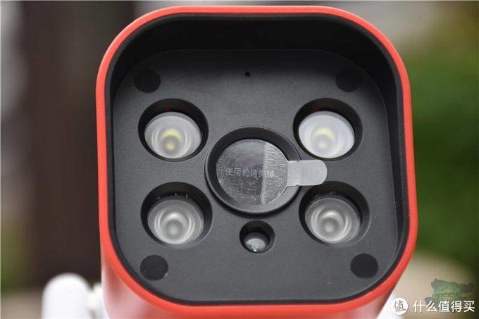 2K智能看家护院好帮手---360智能摄像机红色警戒高配版尝鲜