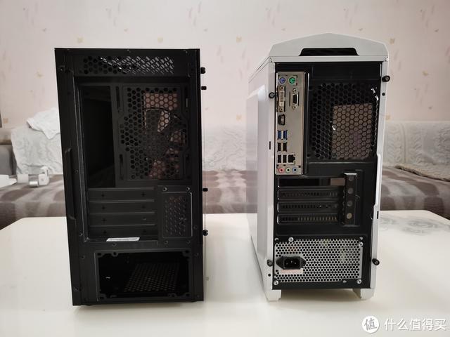"""给电脑升级换""""新衣"""",小白机箱从此变成""""酷冷至尊"""""""