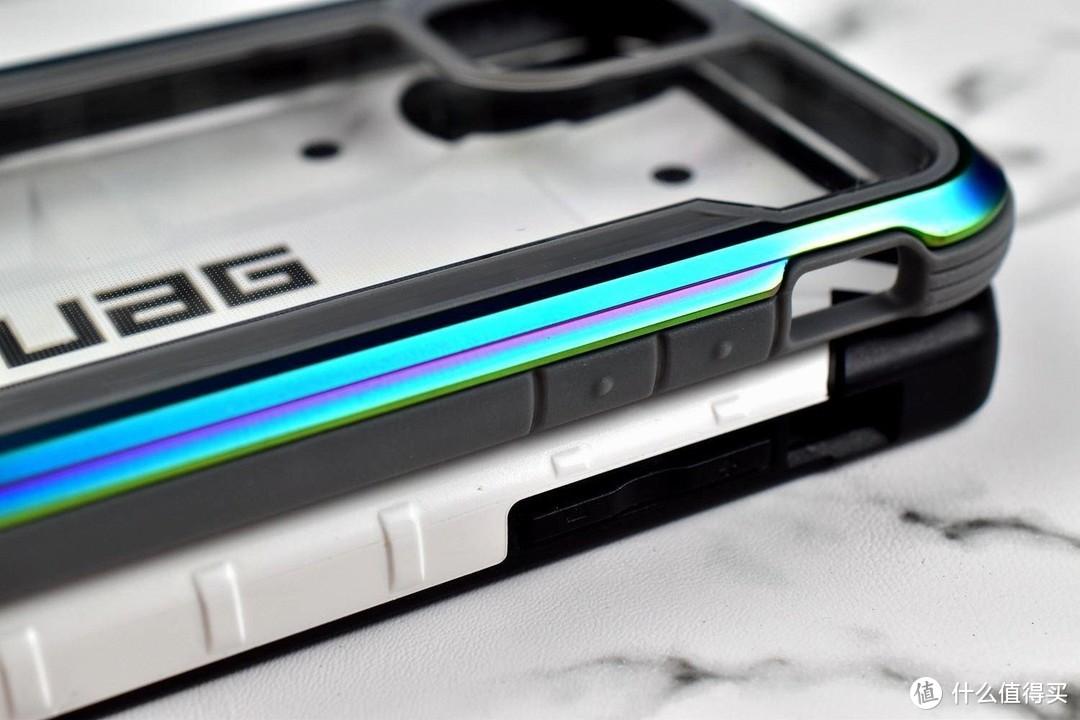 Defense决色 iPhone11手机壳+AirPods保护套 及与UAG对比开箱简评