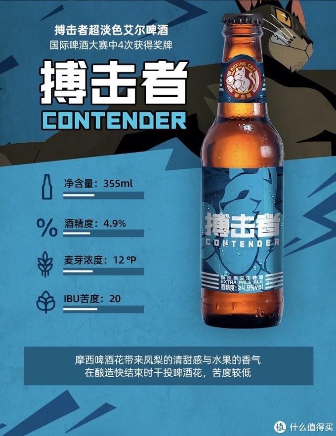 啤酒也有盲盒?拳击猫&鹅岛联合推出精酿盲盒啤酒,5种口味畅饮一夏~