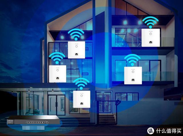 单路由解决不了网络盲点,两种WiFi组网模式推荐给你