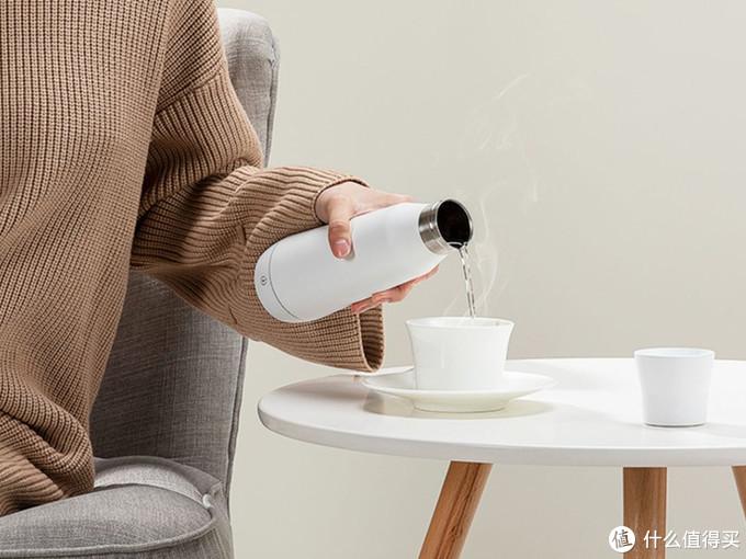既是热水壶也是水杯,旅行出差记得带上它