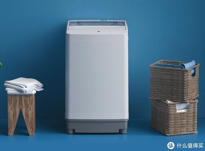 小米最便宜洗衣机发布!支持22分钟快速洗