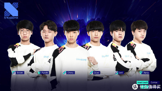 英雄联盟季中杯中韩战队阵容公开 FPX首轮战T1