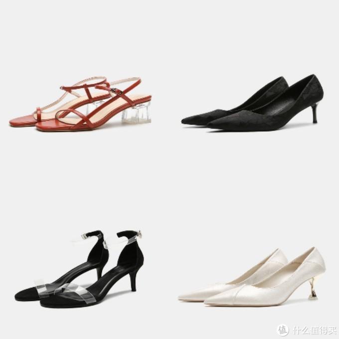 均价100多就可以买到的夏季高颜值凉鞋,还不快点进来看看!