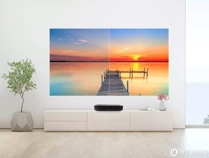 2400ANSI流明、可投射150英寸:峰米激光电视4K Cinema Pro在小米有品开售