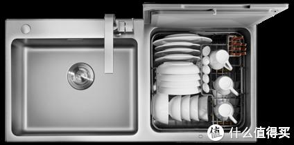 洗餐具,洗果蔬,洗乐高:充分利用空间的方太水槽洗碗机你真的了解吗?