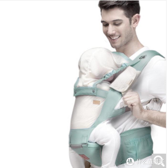 轻松又省力,夏天不闷热的婴儿背带,好价来啦!