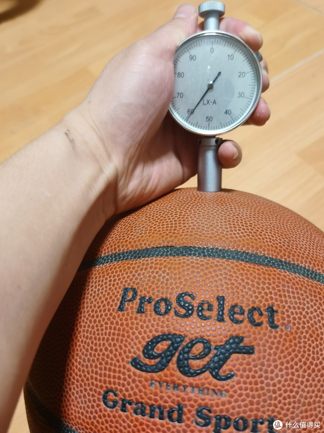 Pro select730XDEF 硬度 59-60