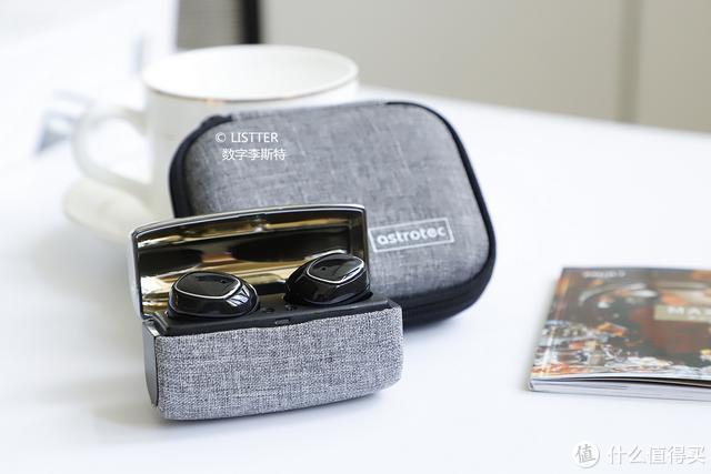 罕见的布艺电池仓设计、真HiFi味儿十足,阿思翠S80蓝牙耳机