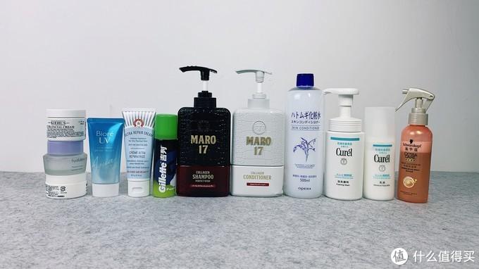 12件夏日男士护肤好物推荐,成分好又平价,告别夏日油腻!