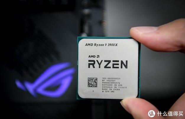3900X是AMD高管亲自认可的、本代最佳游戏x生产力均衡级锐龙CPU