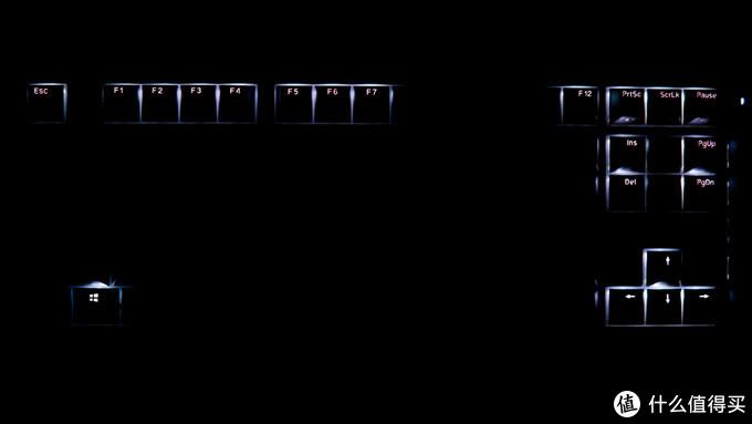 RGB提升性能!杜伽K310 RGB-NS版银轴机械键盘上手体验