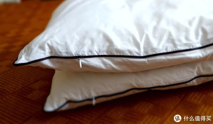 层层好材料,侧睡不压手:SIDANDA 95鹅绒枕体验
