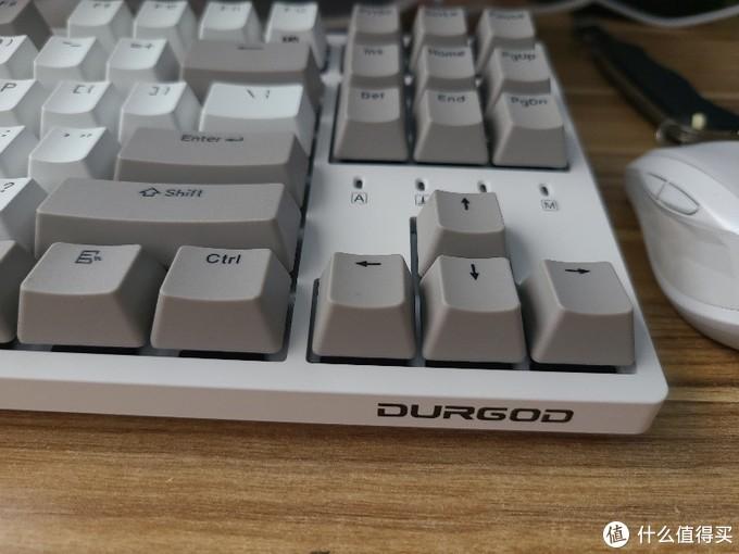 文科老直男入手人生第一款机械银轴-杜伽DURGOD K320