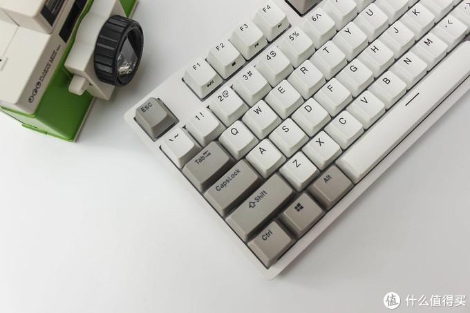 年轻就要不断尝试,杜伽K320灰白银轴版体验