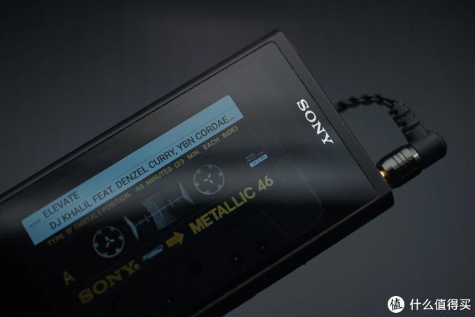 新世代walkman全平台资源与音质解禁,索尼NW-ZX505评测