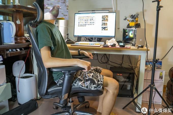 为了我的腰,一顿对比最后我买了第一个人体工学椅西昊Master