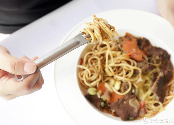 纳拓户外钛叉勺| 更健康的纯钛便携餐具
