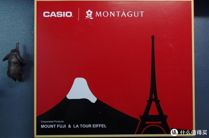 当富士山遇上巴黎铁塔,卡西欧x梦特娇国风限定礼盒大赏