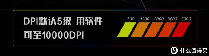 【99元】MSI/微星 DS102 RGB幻彩 游戏电竞鼠标简评