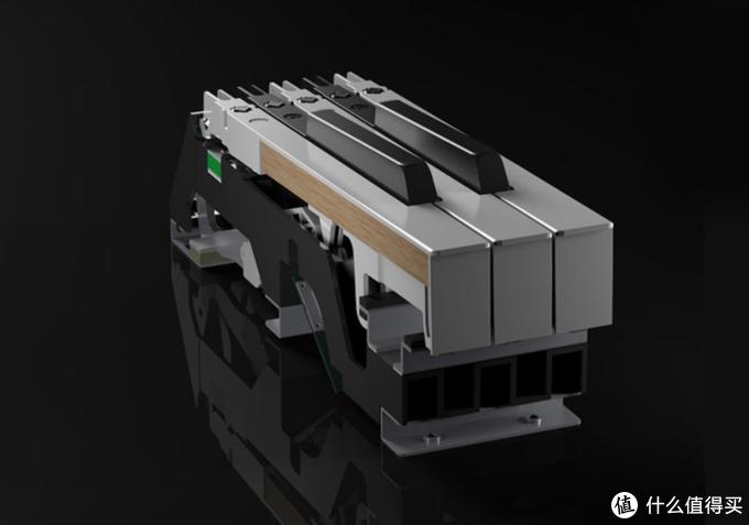 PHA-4键床
