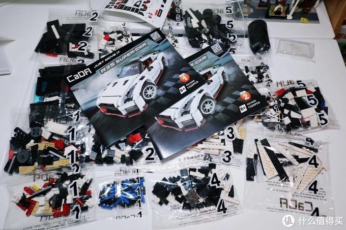 带娃拼战神,双鹰GTR R35赛车,国产积木新标杆