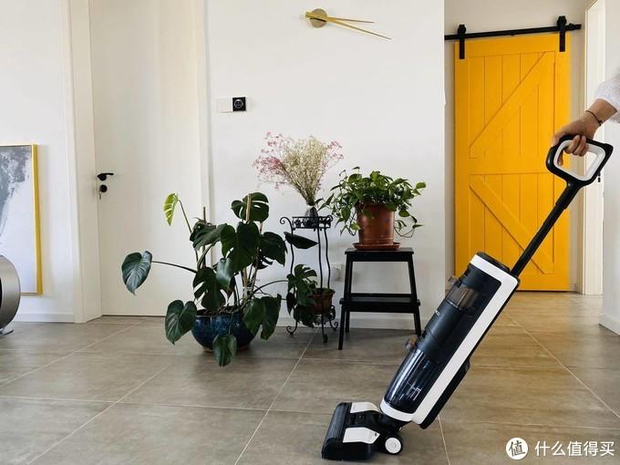 扫地机讲了那么久,好用到爆的洗地机你见过么?